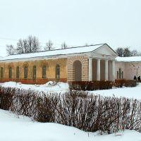 """Художественный музей - """"Особняк для старших служащих"""" (1910-е, арх. И. Жолтовский). Фото 2008 г., Вичуга"""