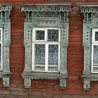 Дом причта (1904). Фото 2008 г., Вичуга