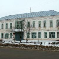 Филиппенковская земская школа (1914). Фото 2008 г., Вичуга