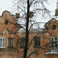 Жилой дом 1930-х годов. Фото 2008 г., Вичуга