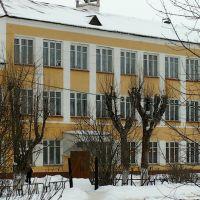 Профучилище №12. Фото 2008 г., Вичуга