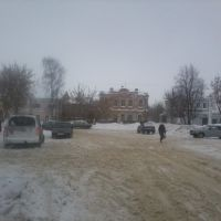 библиотека, Гаврилов Посад