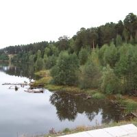 Reka Mera, Долматовский