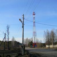 Долматовский. Вышка сотовой связи, Долматовский