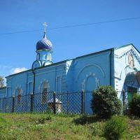 Успенская церковь села Дуляпина., Дуляпино