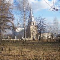 Богоявленская церковь в Заволжске, Заволжск