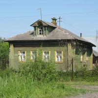 Дом в Заволжске, Заволжск