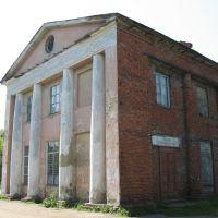 Вторая усадьба Бурнаевых-Курочкиных (в настоящее время городской дом культуры), Заволжск