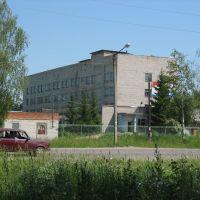 Больница, Заволжск