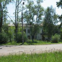Бывшая поликлиника, Заволжск