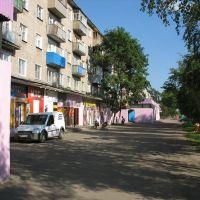 Магазины, Заволжск