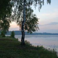 Утро, р.Волга, Заречный