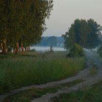Туман, Заречный