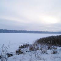 Зимняя Волга, Заречный