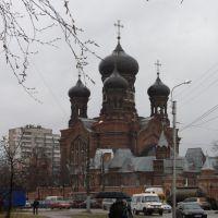 Свято-Введенский женский монастырь в Иваново., Иваново