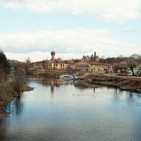 Uvod river, Иваново