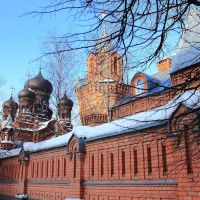 Ивановский Свято-Введенский женский монастырь, Иваново
