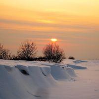 Снежные надувы, Иваньковский