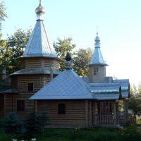 Новая церковь, Ильинское-Хованское