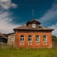 домик постройки XIX века, Ильинское-Хованское