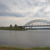 Кинешма. мост через Кинешемку/ Kineshma. Bridge over Kineshemka river, Кинешма