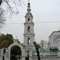 Колокольня Успенского собора города Кинешмы., Кинешма