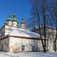 Иоанно-Златоустовская церковь города Кинешмы., Кинешма