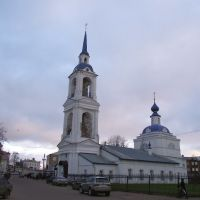 Церковь Благовещения Пресвятой Богородицы, Кинешма