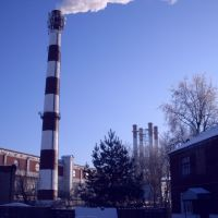 ИвГРЭС  The Power Station, Комсомольск