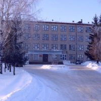 Энергетический колледж  College for Energy Studies, Комсомольск