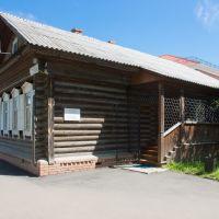 Дом-музей Ивана Голикова в Палехе, Палех