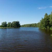 Река Палешка, Палех