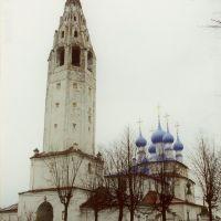 Church of Feast of the Cross, Палех