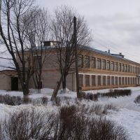 Secondary school, Пестяки