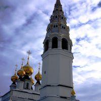 Церковь Николая Чудотворца, Приволжск