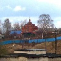 Старообрядческая часовня, Приволжск