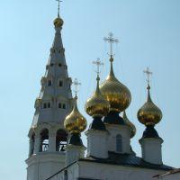 Церковь в Приволжске, Приволжск