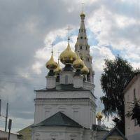 Николаевская церковь. Приволжск., Приволжск