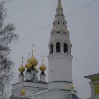 пос. Приволжск, Ивановская область, Приволжск