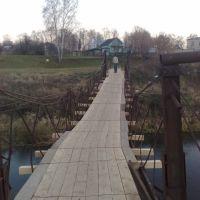 Мост через Шачу, Приволжск