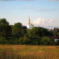 Николаевская церковь села Яковлевского., Приволжск