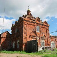 Бывшая старообрядческая часовня в селе Яковлевское., Приволжск