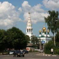 Приволжск. Церковь Николая Чудотворца, Приволжск