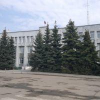 Администрация, Приволжск