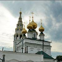Приволжск. Никольский женский монастырь. Церковь Николая Чудотворца, Приволжск