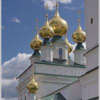 Приволжск. Церковь Николая Чудотворца. 07.2013., Приволжск