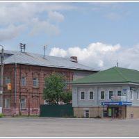 Приволжск. Старые здания. 07.2013., Приволжск