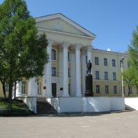 Дом Советов города Пучежа, Пучеж