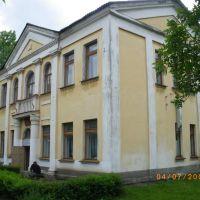 Дом на ул. П. Зарубина (бывшая детская библиотека), Пучеж