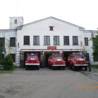 Пожарная охрана, Пучеж